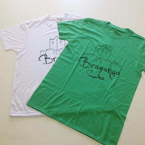 T-shirt Bragança linda
