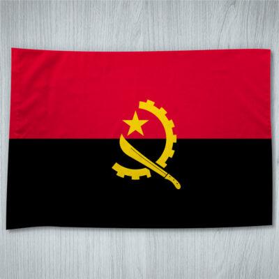Bandeira Angola ou personalizada 70x100cm