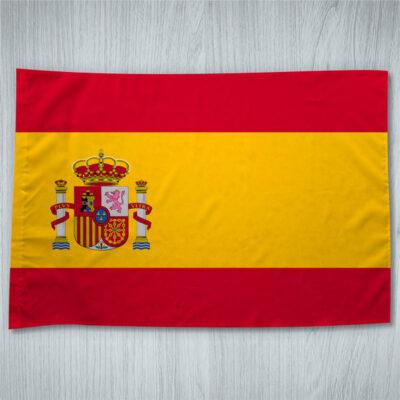 Bandeira Espanha ou personalizada 70x100cm Spain