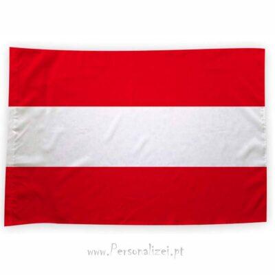 Bandeira Áustria ou personalizada 70x100cm comprar bandeiras baratas