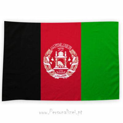 Bandeira Afeganistão ou personalizada 70x100cm comprar bandeiras baratas em Portugal