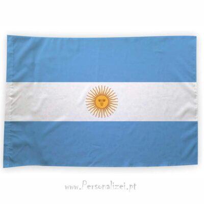 Bandeira Argentina ou personalizada 70x100cm bandeiras baratas em Portugal