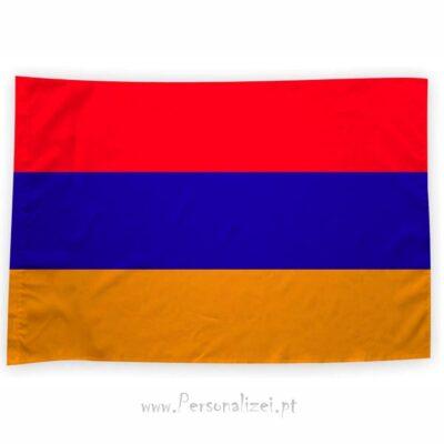 Bandeira Arménia ou personalizada 70x100cm bandeiras baratas em Portugal