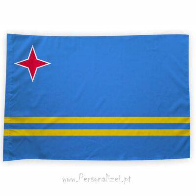 Bandeira Aruba ou personalizada 70x100cm comprar bandeiras baratas