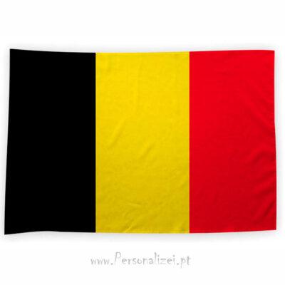 Bandeira Bélgica ou personalizada 70x100cm comprar bandeiras baratas em Portugal
