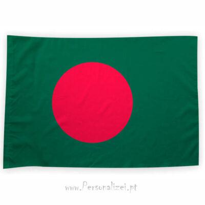 Bandeira Bangladesh ou personalizada 70x100cm comprar bandeiras baratas em Portugal