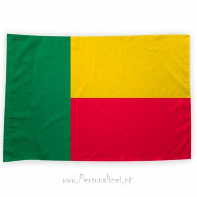Bandeira Benin ou personalizada 70x100cm comprar bandeiras baratas em Portugal