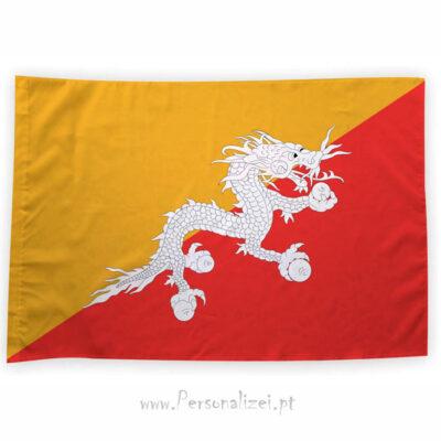 Bandeira Butão ou personalizada 70x100cm comprar bandeiras baratas em Portugal