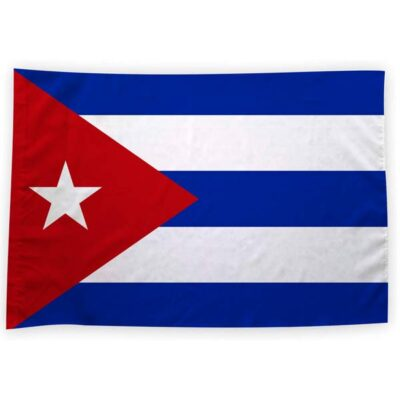 Bandeira Cuba ou personalizada
