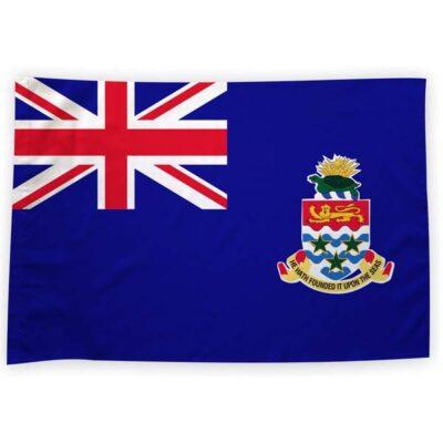 Bandeira Ilhas Caimão ou personalizada 70x100cm