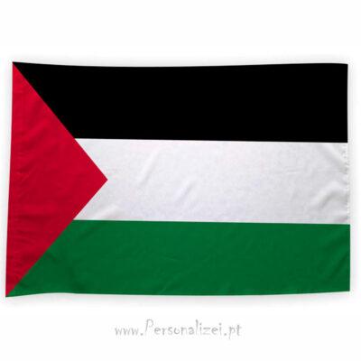 Bandeira Palestina ou personalizada 70x100cm comprar bandeiras a bons preços