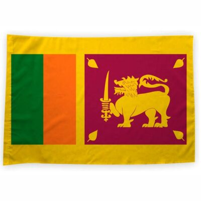 Bandeira Sri Lanka ou personalizada 70x100cm