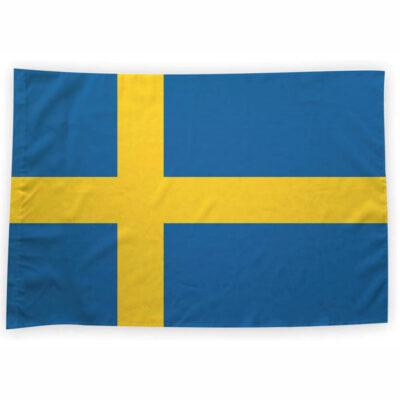 Bandeira Suécia ou personalizada 70x100cm preço