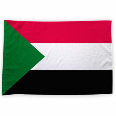 Bandeira Sudão ou personalizada 70x100cm