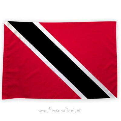 Bandeira Trinidad e Tobago ou personalizada 70x100cm bandeiras americanas baratas
