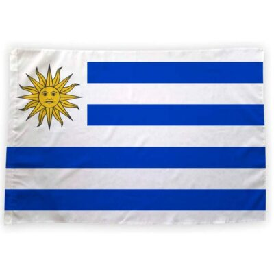 Bandeira Uruguai ou personalizada 70x100cm