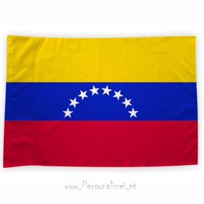 Bandeira Venezuela ou personalizada 70x100cm bandeiras países americanos baratas
