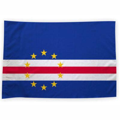 Bandeira Cabo Verde ou personalizada 70x100cm