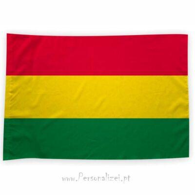 Bandeira Bolívia ou personalizada 70x100cm comprar bandeiras baratas em Portugal