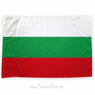 Bandeira Bulgária ou personalizada 70x100cm comprar bandeiras baratas em Portugal