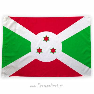 Bandeira Burundi ou personalizada 70x100cm comprar bandeiras baratas em Portugal