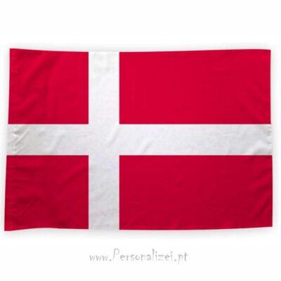 Bandeira Dinamarca ou personalizada 70x100cm comprar bandeiras baratas em Portugal