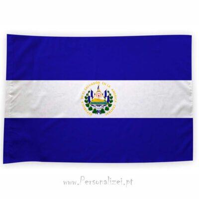 Bandeira El Salvador comprar bandeiras baratas em Portugal