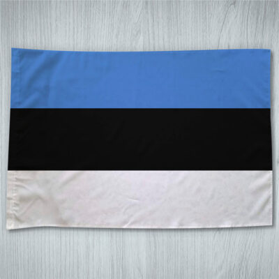 Bandeira Estónia comprar bandeiras baratas em Portugal