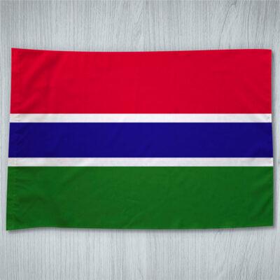 Bandeira Gâmbia comprar bandeiras baratas em Portugal