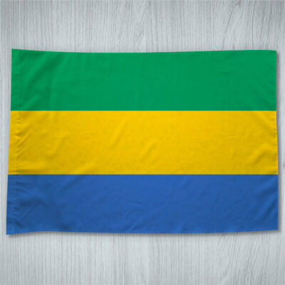 Bandeira Gabão comprar bandeiras baratas em Portugal