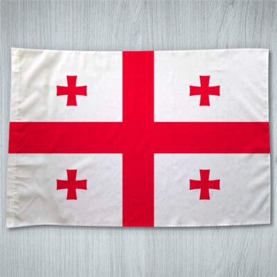 Bandeira Geórgia comprar bandeiras baratas em Portugal