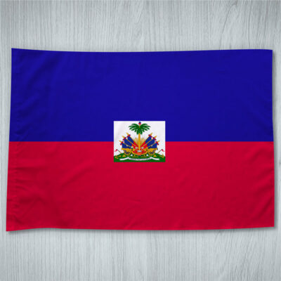 Bandeira Haiti personalizada em portugal comprar