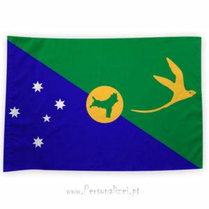 Bandeira Ilha do Natal comprar bandeiras baratas em Portugal