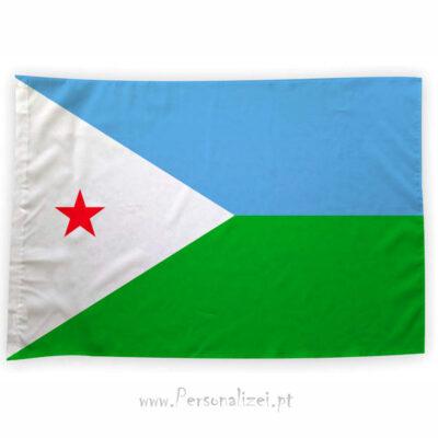 Bandeira Jibuti ou personalizada 70x100cm comprar bandeiras baratas em Portugal