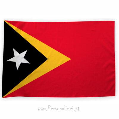 Bandeira Timor Leste comprar bandeiras baratas em Portugal