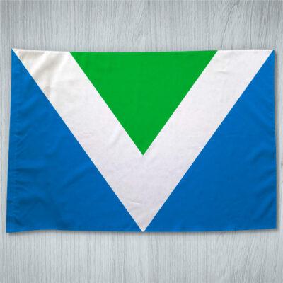 Bandeira Vegana ou personalizada 70x100cm comprar bandeiras baratas em Portugal