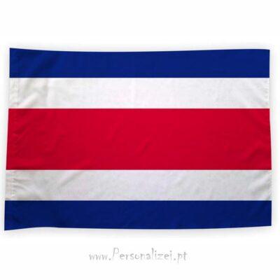 Bandeira Costa Rica ou personalizada 70x100cm comprar bandeiras baratas em Portugal
