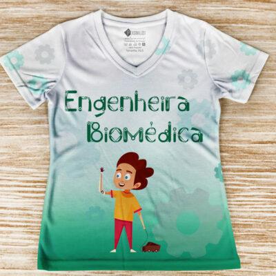 T-shirt Engenheira Biomédica profissão/curso portugal preço