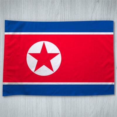 Bandeira Coreia do Norte comprar