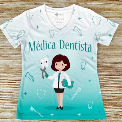 T-shirt Médica Dentista comprar em portugal