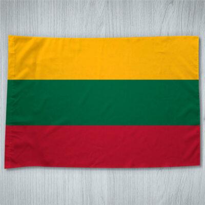 Bandeira Lituânia ou personalizada 70x100cm comprar em portugal