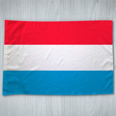 Bandeira Luxemburgo ou personalizada 70x100cm comprar em portugal