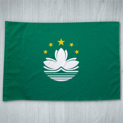Bandeira Macau ou personalizada 70x100cm