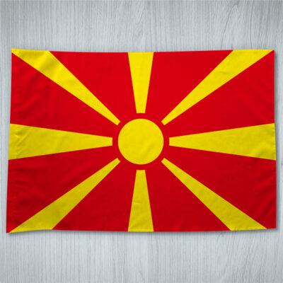 Bandeira Macedónia do Norte ou personalizada comprar em portugal