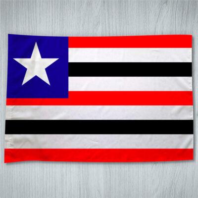 Bandeira Maranhão ou personalizada com sua foto