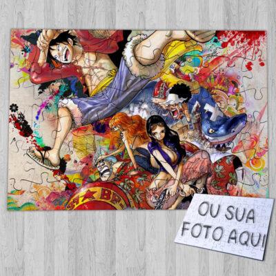 Puzzle One Piece anime comprar preço baixo portugal