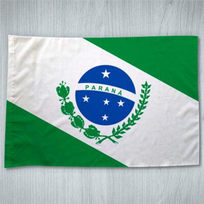 Bandeira Paraná ou personalizada 70x100cm comrpar em portugal