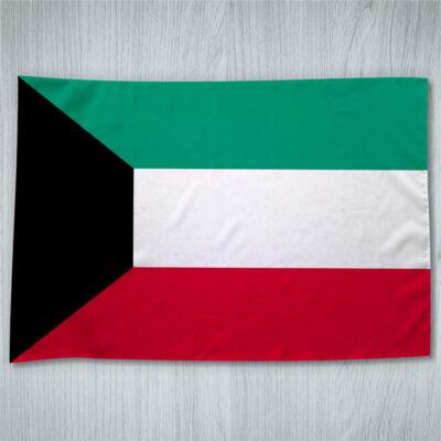 Bandeira Kuwait ou personalizada em portugal