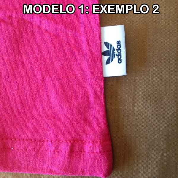 Etiquetas personalizadas modelo 1