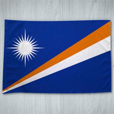 Bandeira Ilhas Marshall ou personalizada